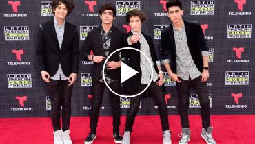 CD9 At The Latin AMAs 2015
