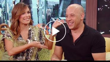 Vin Diesel Tries To Speak Spanish, Reveals Hispanic TV Show He Watches At Home!