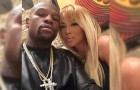 Floyd Mayweather and Doralie Medina