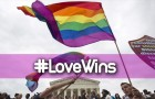 Love Wins: Marriage Equality Support