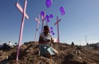 pink crosses juarez